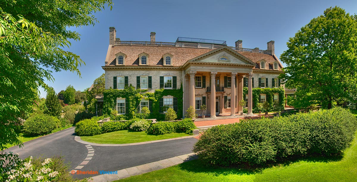 George Eastman House by Sheridan Vincent