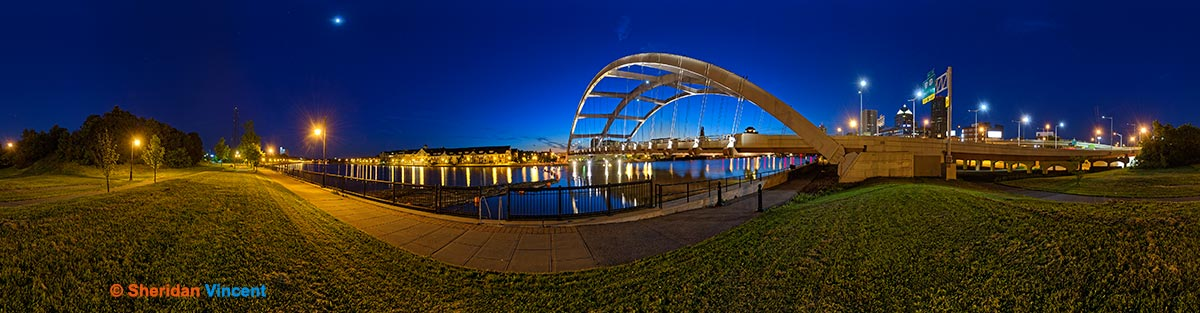 Genesee Riverway Trail by Sheridan Vincent